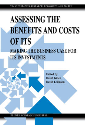 Gillen / Levinson | Assessing the Benefits and Costs of ITS | Buch | sack.de