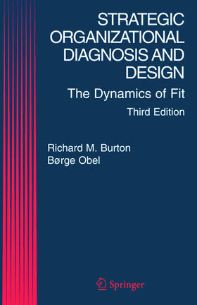 Obel / Burton | Strategic Organizational Diagnosis and Design | Buch | sack.de
