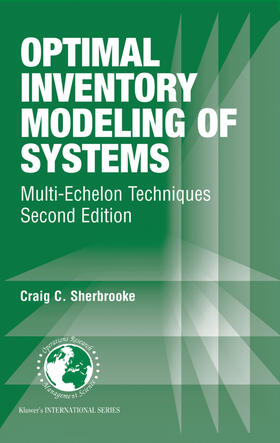 Sherbrooke | Optimal Inventory Modeling of Systems | Buch | sack.de