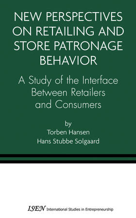 Hansen / Solgaard | New Perspectives on Retailing and Store Patronage Behavior | Buch | sack.de