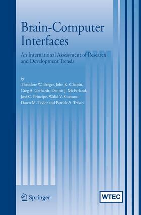 Berger / Chapin / Gerhardt | Brain-Computer Interfaces | Buch | sack.de