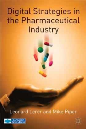 Lerer / Piper | Digital Strategies in the Pharmaceutical Industry | Buch | sack.de