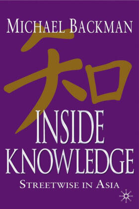 Backman | Inside Knowledge | Buch | sack.de