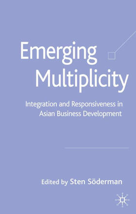 Söderman | Emerging Multiplicity | Buch | sack.de