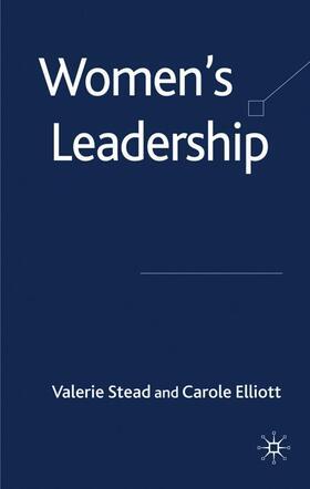 Stead / Elliott | Women's Leadership | Buch | sack.de