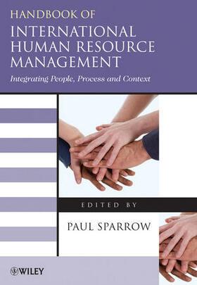 Sparrow | Handbook of International Human Resource Management | Buch | sack.de