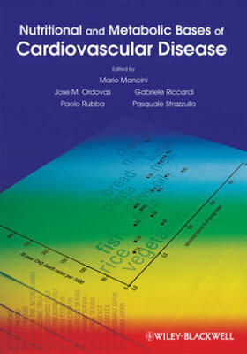 Mancini / Ordovas / Riccardi | Nutritional and Metabolic Bases of Cardiovascular Disease | Buch | sack.de