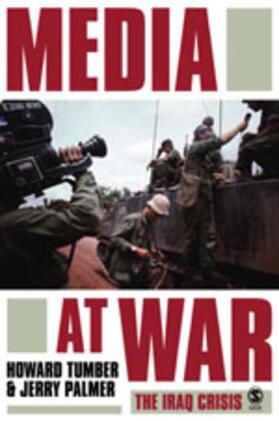 Tumber / Palmer | Media at War | Buch | sack.de