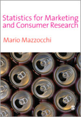 Mazzocchi | Statistics for Marketing and Consumer Research | Buch | sack.de
