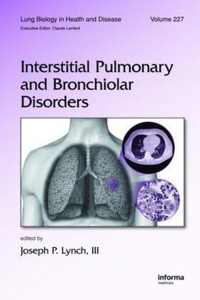 Lynch | Interstitial Pulmonary and Bronchiolar Disorders | Buch | sack.de