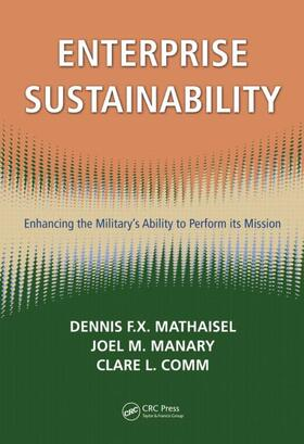 Mathaisel / Manary / Comm | Enterprise Sustainability | Buch | sack.de