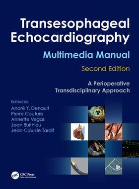 Denault / Couture / Vegas | Transesophageal Echocardiography Multimedia Manual | Buch | sack.de