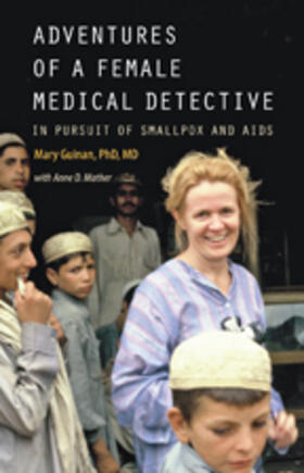 Guinan / Mather | Adventures of a Female Medical Detective | Buch | sack.de