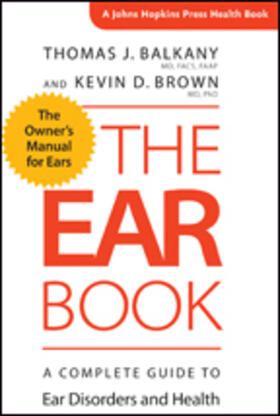 Balkany / Brown   The Ear Book   Buch   sack.de