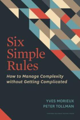 Six Simple Rules | Buch | sack.de