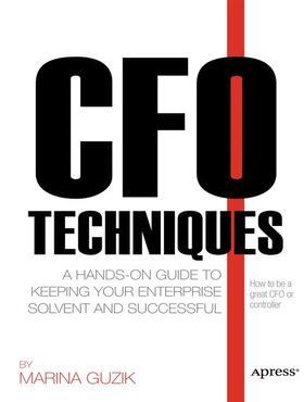 Zosya | CFO Techniques | Buch | sack.de