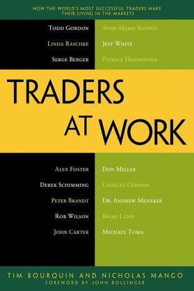 Bourquin / Mango | Traders at Work | Buch | sack.de