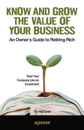 McDaniel | Know and Grow the Value of Your Business | Buch | sack.de