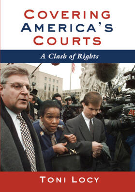 Locy | Covering America's Courts | Buch | sack.de