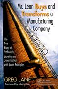Lane    Mr. Lean Buys and Transforms a Manufacturing Company   Buch    Sack Fachmedien