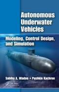Wadoo / Kachroo    Autonomous Underwater Vehicles   Buch    Sack Fachmedien