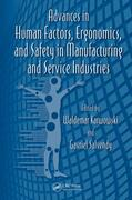 Karwowski / Salvendy |  Advances in Human Factors, Ergonomics, and Safety in Manufacturing and Service Industries | Buch |  Sack Fachmedien