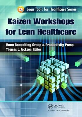 Jackson | Kaizen Workshops for Lean Healthcare | Buch | sack.de