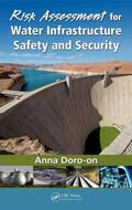 Doro-on |  Risk Assessment for Water Infrastructure Safety and Security | Buch |  Sack Fachmedien