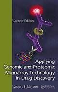 Matson |  Applying Genomic and Proteomic Microarray Technology in Drug Discovery | Buch |  Sack Fachmedien