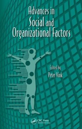 Vink | Advances in Social and Organizational Factors | Buch | sack.de