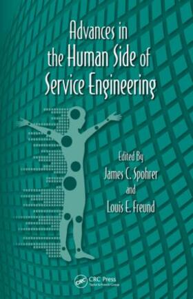 Spohrer / Freund | Advances in the Human Side of Service Engineering | Buch | sack.de