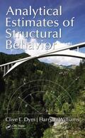 Dym / Williams |  Analytical Estimates of Structural Behavior | Buch |  Sack Fachmedien