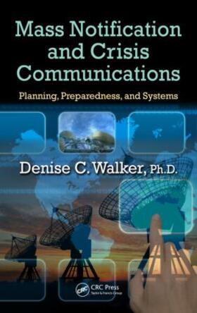 Walker | Mass Notification and Crisis Communications | Buch | sack.de
