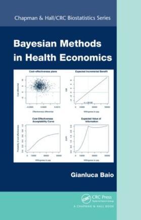 Baio | Bayesian Methods in Health Economics | Buch | sack.de