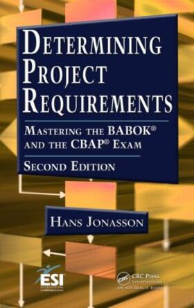 Jonasson | Determining Project Requirements | Buch | sack.de