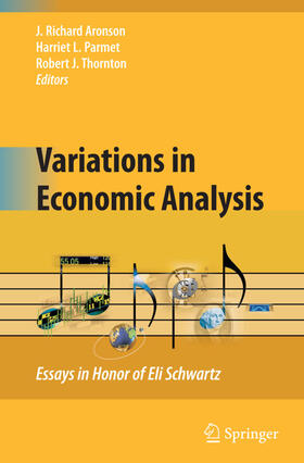 Aronson / Parmet / Thornton | Variations in Economic Analysis | Buch | sack.de