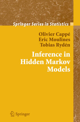 Cappé / Moulines / Ryden | Inference in Hidden Markov Models | Buch | sack.de