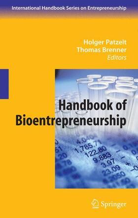 Brenner / Patzelt | Handbook of Bioentrepreneurship | Buch | sack.de