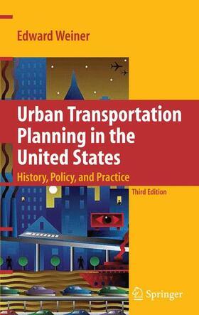 Weiner | Urban Transportation Planning in the United States | Buch | sack.de