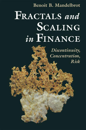 Mandelbrot | Fractals and Scaling in Finance | Buch | sack.de