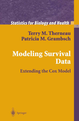 Therneau / Grambsch | Modeling Survival Data: Extending the Cox Model | Buch | sack.de