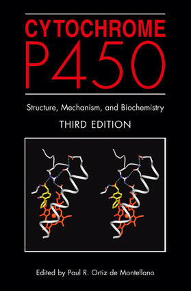 Ortiz de Montellano | Cytochrome P450 | Buch | sack.de