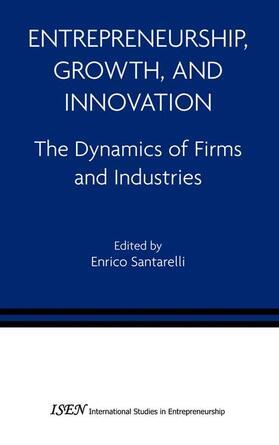 Santarelli | Entrepreneurship, Growth, and Innovation | Buch | sack.de
