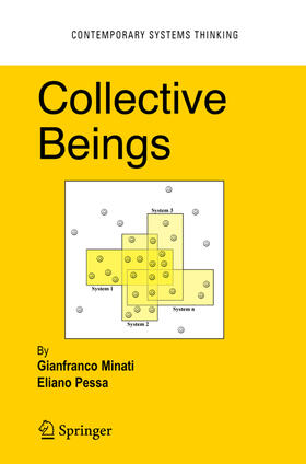 Minati / Pessa   Collective Beings   Buch   sack.de