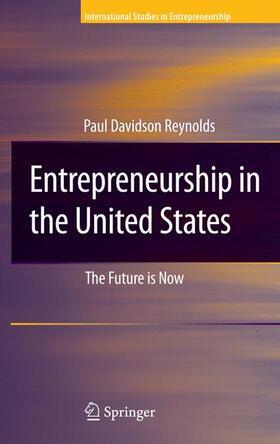 Reynolds | Entrepreneurship in the United States | Buch | sack.de