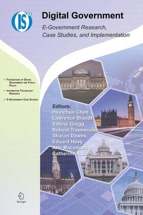 Chen / Brandt / Gregg | Digital Government | Buch | sack.de