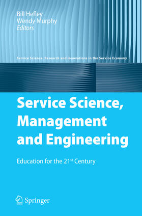 Hefley / Murphy   Service Science, Management and Engineering   Buch   sack.de