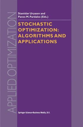 Pardalos / Uryasev | Stochastic Optimization | Buch | sack.de