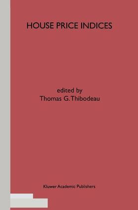 Thibodeau | House Price Indices | Buch | sack.de