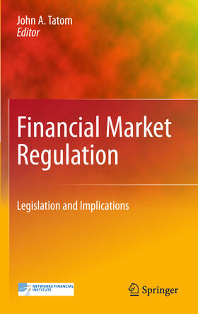 Tatom | Financial Market Regulation | Buch | sack.de